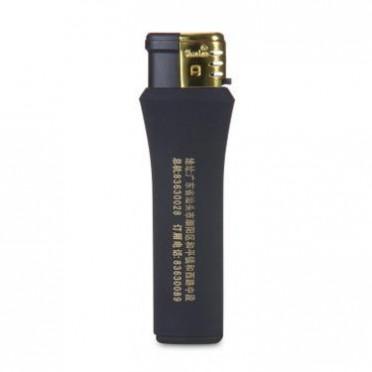花瓶形状橡胶广告打火机酒店KTV一次性橡皮打火机可免费定制logo